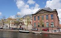 Nederland - Leiden - 2021. De Lakenhal.  Foto ANP / Hollandse Hoogte / Berlinda van Dam