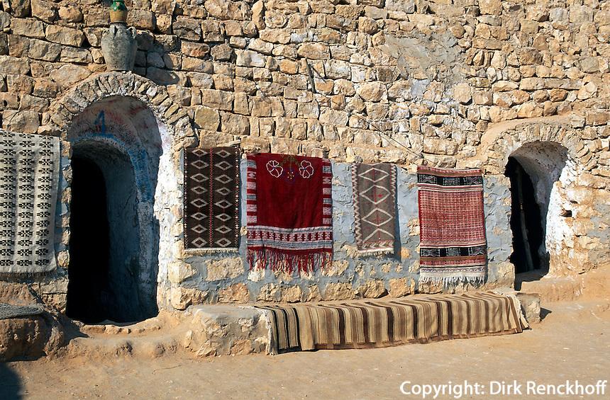 Wohnhöhle, Toudjane, Tunesien