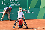 Rob Shaw, Lima 2019 - Wheelchair Tennis // Tennis en fauteuil roulant.<br />