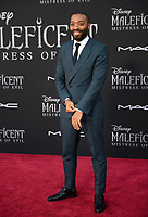 """LOS ANGELES, USA. September 30, 2019: Chiwetel Ejiofor at the world premiere of """"Maleficent: Mistress of Evil"""" at the El Capitan Theatre.<br /> Picture: Jessica Sherman/Featureflash"""