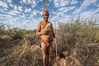 Kalahari Bushman Tubors