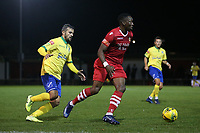 Chris Dickson of Hornchurch during Hornchurch vs Wingate & Finchley, Pitching In Isthmian League Premier Division Football at Hornchurch Stadium on 6th October 2020