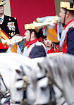 Princess Sofia of Spain attends the National Day military parade. October 12 ,2016. (ALTERPHOTOS/Acero)