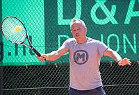 Etten-Leur, The Netherlands, August 27, 2017,  TC Etten, NVK, Rob Simon (NED)<br /> Photo: Tennisimages/Henk Koster