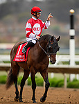 JULY 24, 2021: Vintage Print with Adam Beschizza at the Eddie Read Stakes at the Del Mar Fairgrounds in Del Mar, California on July 24, 2021. Evers/Eclipse Sportswire/CSM