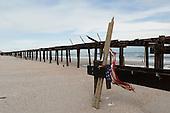 Long Beach Island, New Jersey..November 8, 2012....Hurricane Sandy damage along the shore.