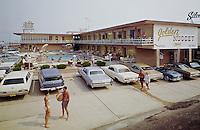 Golden Nugget Motel Wildwood, NJ. 1960's.