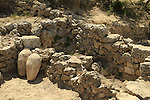 Samaria, storage rooms from the period of the Judges in Tel Shiloh