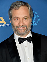 LOS ANGELES, USA. January 25, 2020: Judd Apatow at the 72nd Annual Directors Guild Awards at the Ritz-Carlton Hotel.<br /> Picture: Paul Smith/Featureflash