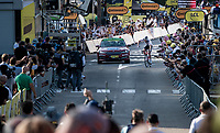 Kragh Soren Andersen (DEN/Sunweb) wins his 2nd stage in the Tour<br /> <br /> Stage 19 from Bourg-en-Bresse to Champagnole (167km)<br /> <br /> 107th Tour de France 2020 (2.UWT)<br /> (the 'postponed edition' held in september)<br /> <br /> ©kramon