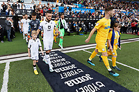 Matt Grimes of Swansea City exits the tunnel during the Sky Bet Championship match between Swansea City and Preston North End at the Liberty Stadium, Swansea, Wales, UK. Saturday 17 August 2019