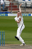 29th May 2021; Emirates Old Trafford, Manchester, Lancashire, England; County Championship Cricket, Lancashire versus Yorkshire, Day 3; Yorkshire bowler Harry Brook