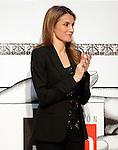 Princess Letizia of Spain attends the 'El Barco de Vapor' literature awards .April 9, 2013.(ALTERPHOTOS/Acero)
