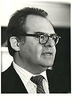 Herb Gray<br /> , 3 juin 1980<br /> <br /> PHOTO : Agence Quebec Presse