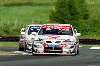 1998 British Touring Car Championship. #23 Anthony Reid (GBR). Vodafone Nissan Racing. Nissan Primera Gt.
