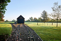 Country home comes with the 'ultimate model railway' in its 27 acres of grounds