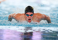 Ben Littlejohn during Session 4 of the AON New Zealand Swimming Champs, National Aquatic Centre, Auckland, New Zealand. Wednesday 7 April 2021 Photo: Simon Watts/www.bwmedia.co.nz