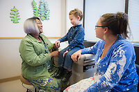 Photos for ehealth made at LaTouche Pediatrics in Anchorage, Alaksa.  Rebecca Lynch<br /> Marketing & Communications Coordinator<br /> c: 907.231.1973  • www.ak-ehealth.org