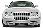 Straight front view of a 2009 Chrysler 300 CRD