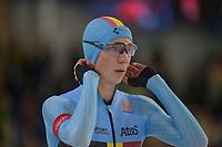 SPEEDSKATING: HEERENVEEN: 10-01- 2020, IJsstadion Thialf, European Championship distances, 1500m Men, Bart Swings (BEL), ©foto Martin de Jong