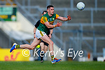 Paul Geaney, Kerry, during the Munster Football Championship game between Kerry and Clare at Fitzgerald Stadium, Killarney on Saturday.