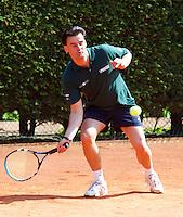 11-5-09, Tennis, Sportpromotion tennisdag, Winfried Gunee