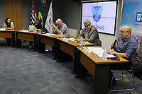 10/03/2021 - PREFEITURA DE CAMPINAS ANUNCIA AÇÕES DE COMBATE AO COVID