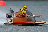 15-M, 9-V    (Outboard Hydroplane)