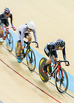 Leung Wing Yee of the Ligne 8- CSR competes in Women Elite - Omnium IV Points Race 25KM during the Hong Kong Track Cycling National Championship 2017 on 25 March 2017 at Hong Kong Velodrome, in Hong Kong, China. Photo by Chris Wong / Power Sport Images