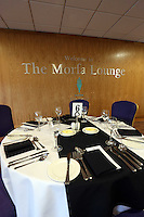 Pictured: The Morfa Lounge. Saturday 23 August 2014<br /> Re: Premier League, Swansea City FC v Burnley at the Liberty Stadium, south Wales