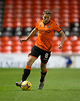 2nd October 2020; Tannadice Park, Dundee, Scotland; Scottish Premiership Football, Dundee United versus Livingston; Peter Pawlett of Dundee United comes forward on the ball