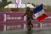 FRENCH FLAG CEREMONY FOR THE 24 HOURS OF LE MANS
