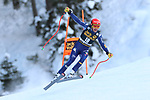 FIS Alpine Ski World Cup - Covid-19 Outbreak -  2nd Men's Downhill Ski event on 19/12/2020 in Val Gardena, Gröden, Italy. In action Christof Innerhofer