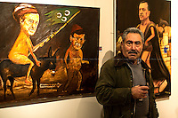 02.03.2015 - Kaya Mar, Paint & Politics - Art Exhibition