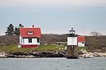Ram Island Light, Boothbay Harbor, Maine.