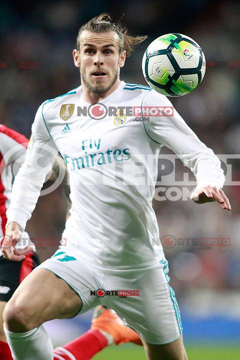 Real Madrid's Gareth Bale during La Liga match. April 18,2018. (ALTERPHOTOS/Acero) /NortePhoto.com NortePhotoMexico