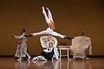 LA DAME AUX CAMELIAS<br /> <br /> Musique : Frédéric Chopin<br /> Chorégraphie : John Neumeier - D'après Alexander Dumas fils<br /> Direction musicale : James Tuggle<br /> Piano : Emmanuel Strosser<br /> Frédéric Vaysse Knitter<br /> Mise en scène : John Neumeier<br /> Décors : Jürgen Rose<br /> Costumes : Jürgen Rose<br /> Lumières : Rolf Warter<br /> Marguerite : Léonore Baulac<br /> Armand Duval : Mathieu Ganio<br /> Monsieur Duval : Yann Saïz<br /> Gaston Rieux : Paul Marque<br /> Compagnie : Ballet de l'Opéra de Paris<br /> Date : 29/11/2018<br /> Lieu : Opéra Garnier<br /> Ville : Paris