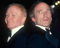 Red Buttons Dick Cavett 1984 Photo by Adam Scull-PHOTOlink.net
