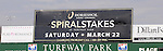 Spiral Stakes Day at Turfway Park