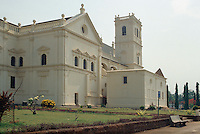 Indien, Alt-Goa, Se Kathedrale, Unesco-Weltkulturerbe