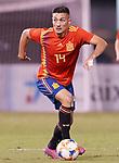 Spain's Oscar Rodriguez during European Under-21 Championship 2021 qualifying round match. September 10,2019.(ALTERPHOTOS/Acero)