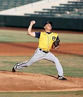 Fernando Olguin - 2021 Arizona League Brewers (Bill Mitchell)