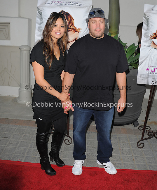 """Kevin James attends the L.A. Premiere of """"A Little Help"""" held at Sony Pictures Studios in Culver City ,California on July 14,2011                                                                               © 2011 DVS / Hollywood Press Agency"""