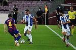 8th July 2020; Camp Nou, Barcelona, Catalonia, Spain; La Liga Football, Barcelona versus Espanyol; Picture show David Lopez
