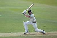 James Bracey, Gloucestershire CCC drives through extra during Middlesex CCC vs Gloucestershire CCC, LV Insurance County Championship Group 2 Cricket at Lord's Cricket Ground on 7th May 2021