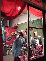 Parisian Hat Shop