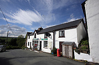 The village shop and post office in Staylittle (Penffordd-Las in welsh)