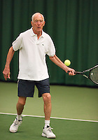 August 22, 2014, Netherlands, Amstelveen, De Kegel, National Veterans Championships, Jan Haage<br /> Photo: Tennisimages/Henk Koster