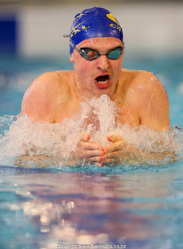 Lewis Clareburt, 400m IM. Session 4. AON New Zealand Short Course Swimming Championships. Waterworld, Te Rapa, Hamilton. Wednesday 7 October 2020 Photo: Simon Watts/www.bwmedia.co.nz/SwimmingNZ