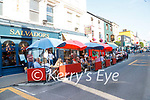 Killarney town after the Munster GAA Football Senior Championship Final on Sunday.